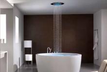 Porcelanosa shower installed in Edinburgh
